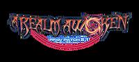 A realm awoken logo