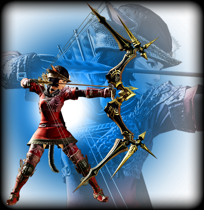 Archer   Final Fantasy A Realm Reborn Wiki   FANDOM powered