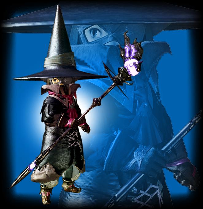 Black Mage   Final Fantasy A Realm Reborn Wiki   FANDOM powered by Wikia