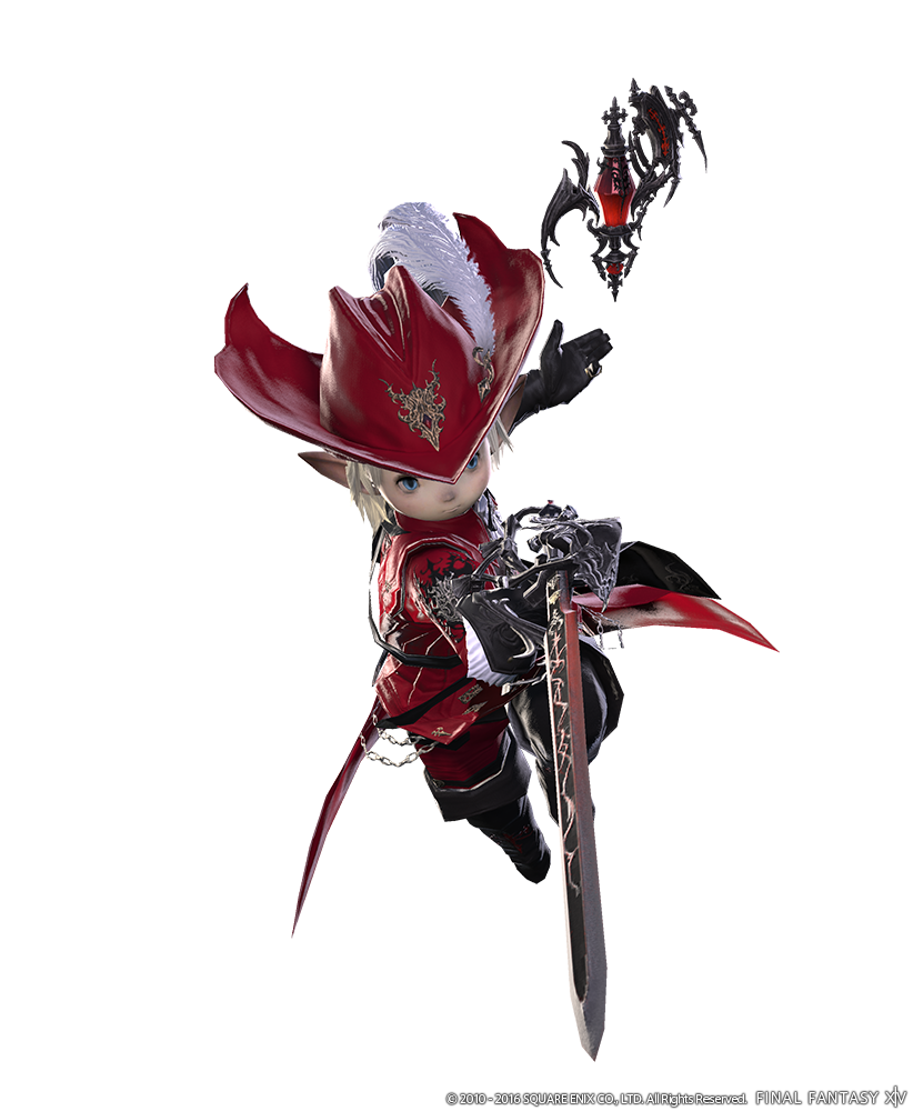 Red Mage   Final Fantasy A Realm Reborn Wiki   FANDOM