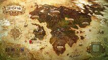 Eorzea-map