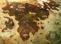 Map ff14 eorzea