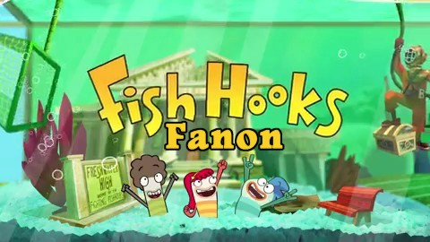 Fish Hooks Fanon logo 2
