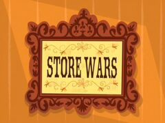 Store Wars title card