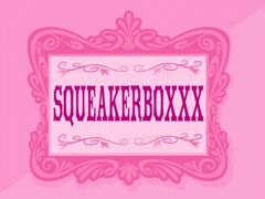 Squeakerboxxx title card