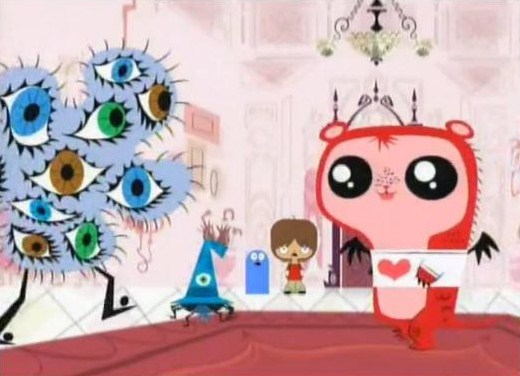 Fosters Home For Imaginary Friends Big Fat Awesome House Party
