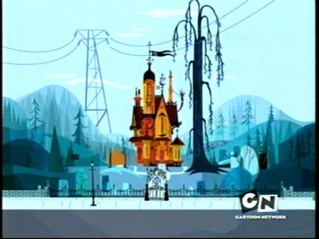 Foster's Home For Imaginary Friends (location