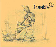 Frankie pencil by mikeleroi-d3dba1u