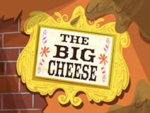 Title card - Big Cheese