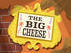 Title card - Big Cheese
