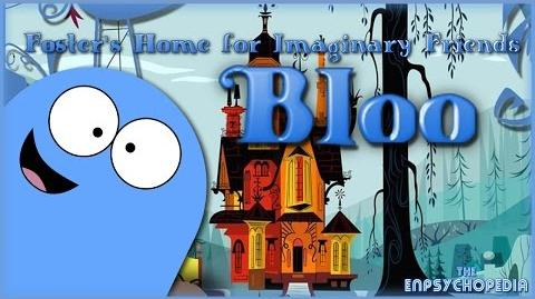 Bloo Foster's Home for Imaginary Friends Characters Spotlight