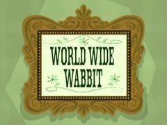 World Wide Wabbit title card