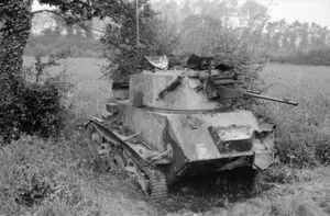 Light Tank Mk VI Cr