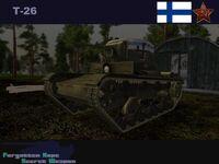 T-26 Finland