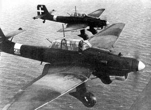 Ju 87 B-2