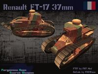 Renault FT-17 37mm