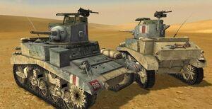 M3 Stuart (late)