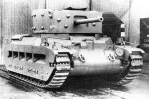 Matilda II Cromwell
