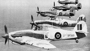 Hurricane Mk II photo
