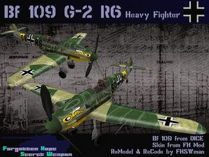 BF109G2R6