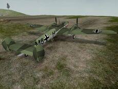 Bf 110fhsw