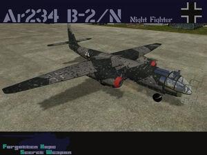Arado Ar 234 B-2N2N