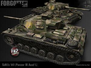 Panzer III Ausf. L