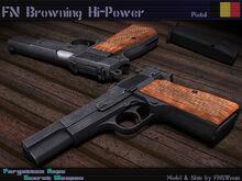 Browning Hi-Power