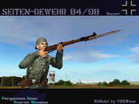 Seitengewehr 84-98