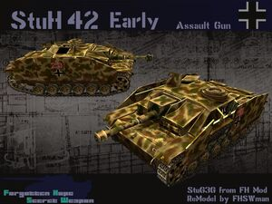 Stuh 42 early