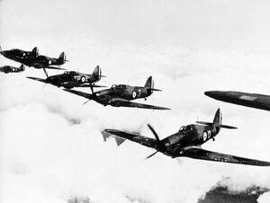 Hurricane Mk I photo