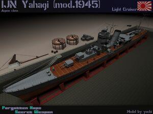 IJN Yahagi