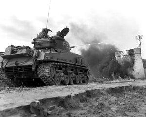 M4A3R3 Sherman Flame Tank