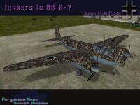 Junkers Ju-88 G-7