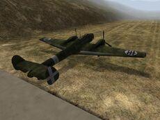 Bf 110bf1942rtr
