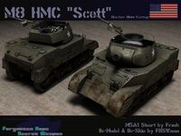 M8 HMC Scott