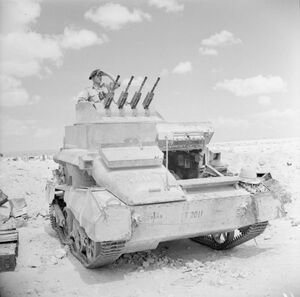 Light Tank AA Mk I Cr