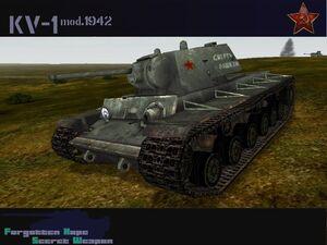 KV-1 Mod 1942