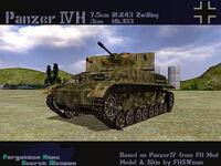 PanzerIV RfK43