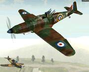 Boulton Paul Defiant Mk I