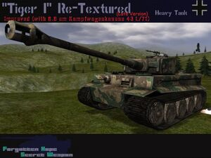 Tiger E Improved