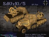 SdKfz10 5 2cmFlak