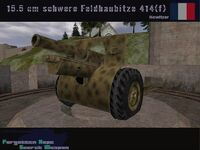 155mm sFH414(r)