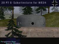 20 P7 6-Schartenturm