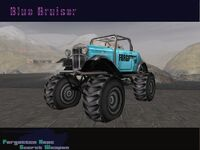 Blue Bruiser