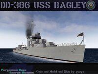 USS Bagley