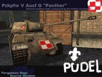Pzkpfw V Ausf G Pudel