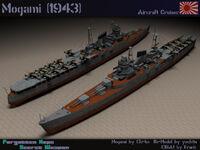 IJN Mogami1943