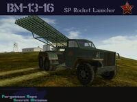 BM-13-16 Katyusha