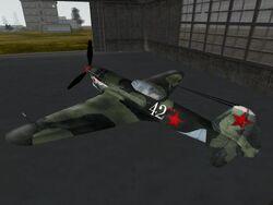Yak-9fhsw